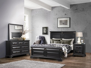 4PC Bedroom Carter Set