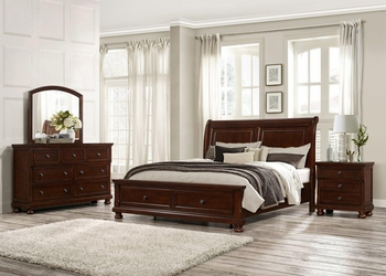 4PC Bedroom Cole Set