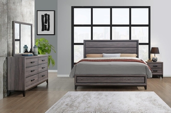 4PC Bedroom Kate Set