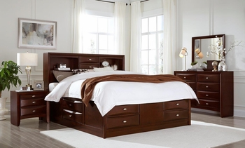 4PC Bedroom Linda Set