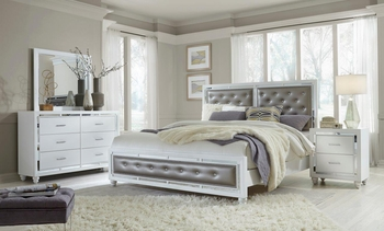 4PC Bedroom Mackenzie Set