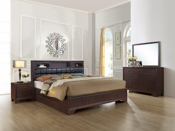 4PC Bedroom Noma Set