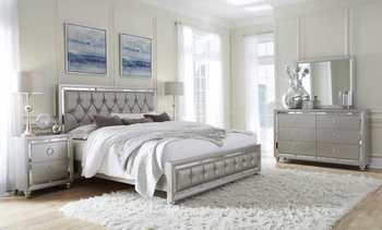 4PC Bedroom Riley Set