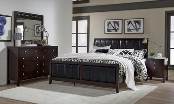 4PC Bedroom Rosa Set