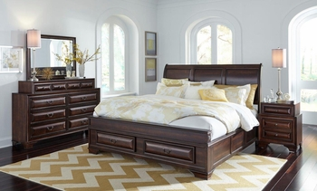 4PC Bedroom Sarina Set