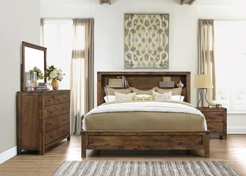 4PC Bedroom Victoria Set