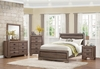 4PC Beechnut Queen Size Bedroom Collection