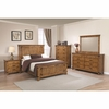4PC Brenner 205261 Queen Panel Bedroom Set
