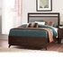 4PC Carrington Queen Storage Bed with Upholstered Bedroom Set