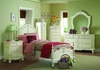 4PC Cinderella Twin Size bedroom set