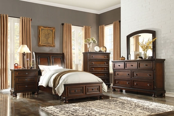 4PC Cumberland bedroom Set