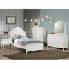 4PC Dominique Full Youth Bedroom set