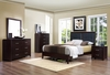 4PC Edina Queen Size Bedroom Collection