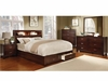 4PC Gerico II queen bedroom set
