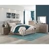 4PC Johnathan Queen Panel Bedroom Set
