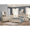4PC Lana Queen Bed with Upholstered Bedroom Set