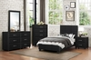 4PC Lorenzi 2220T Bedroom Set