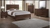 4PC Queen size bedroom set # 205321
