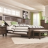 4PC Queen size bedroom set # 205331