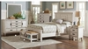 4PC Franco Queen Panel Bedroom set # 205331