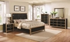 4PC Queen size bedroom set # 205341Q