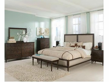 4PC Seville bedroom sets