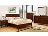 4PC Snyder CM7792 Queen bedroom set
