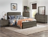 4PC Vestavia Queen Size Bedroom Collection