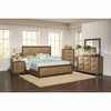 4PC Wheatland Queen Bedroom Set