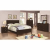 5 PC Ashton Collection Full Bed with Framing Details bedroom set