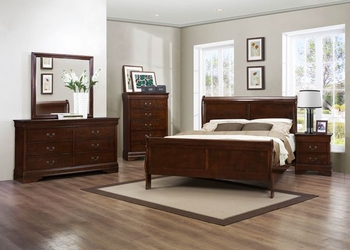 5 PC Queen Bed Room Collections Mayville Maryland Stores