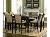 5 PC Cabrillo Counter Height Dining Set and 4 stool