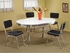 5 PC Cleveland Chrome Plated 2065 Dining Set