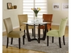 5 PC Contemporary Bloomfield Dining Set
