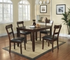 5 PC Dinette Set table and 4 chairs