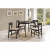 5 PC Dinettes Contemporary Dining Set