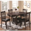 5 PC Lavon Dining Set with Storage Table