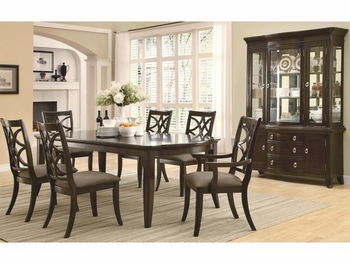 5 PC Meredith Leg Table and Chair Set