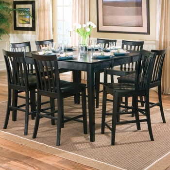 5 PC Pines Counter Height Dining Room
