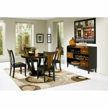 5 Piece Boyer Table and Chair Set