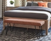 501548 Mid-Century Modern Accent Bench by Scott Living