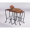 5423 3 Piece Nesting Table Set