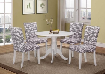 5PC Aliston Dining table set