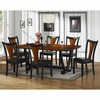 5PC Boyer Rectangular Contemporary Dining Table Set