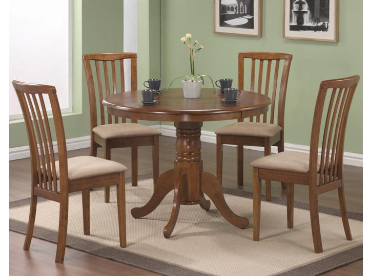 Modern PC Dining Table Dining Chairs Alexandria VA Furniture Stores - Single pedestal rectangular dining table