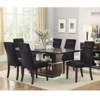 5PC Contemporary Lincoln Table and Chair Set