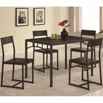 5PC Dinettes Chic Dining Set