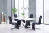 5PC Dining Set # D4163DT W/ D6671DC