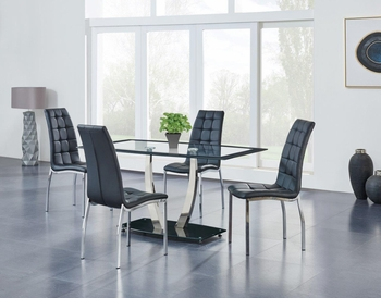 5PC Dining Set # D716DT W/ D716DC