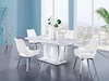 5PC Dining Set # D894DT / D4878DC
